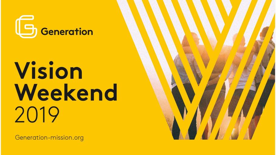 Generation Vision Weekend 2019