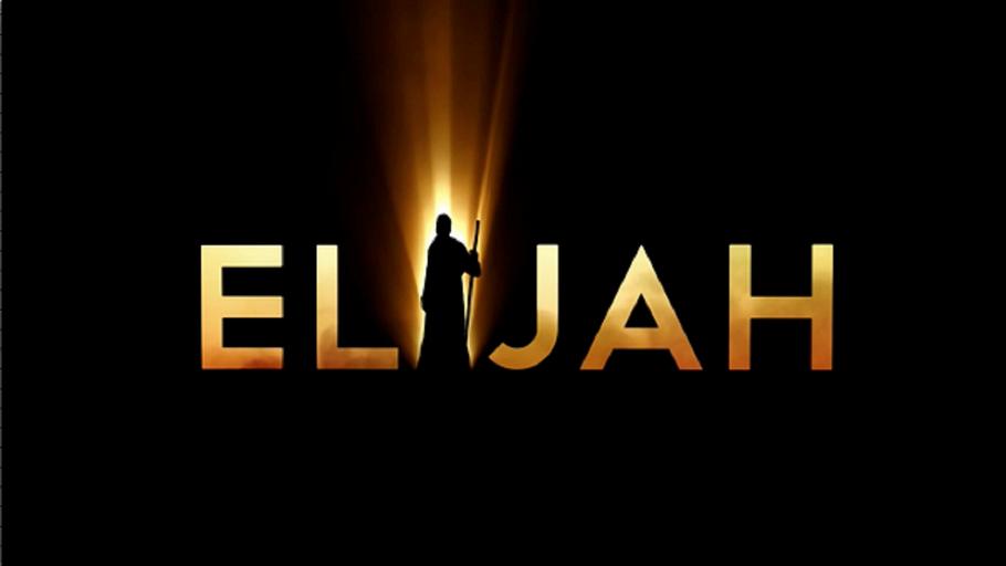 Elijah: A Man Just Like Us