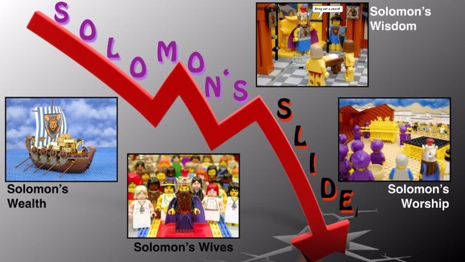 Solomon's Slide