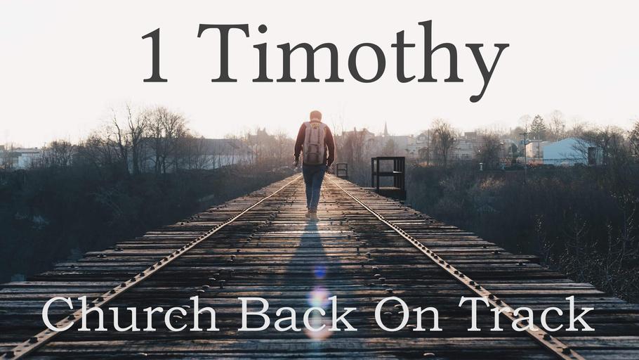 Church Back On Track