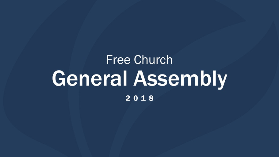 General Assembly 2018